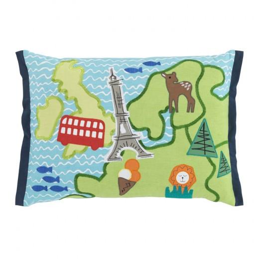 around-the-world-aqua-blue-cushion-flat-zoom