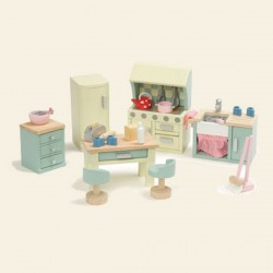 ME059-Rosebud Kitchen Set