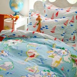 Around the World gyerek ágynemű huzat