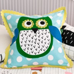 little-owl-aqua-blue-cushion-main-2