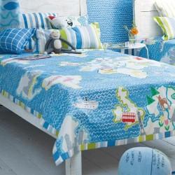 Around the World gyerek ágytakaró