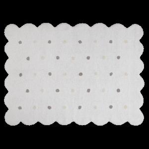 Galleta fehér szőnyeg
