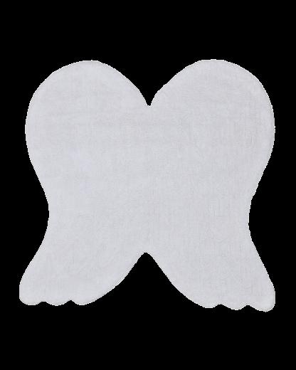Angyalszárny alakú gyerekszőnyeg