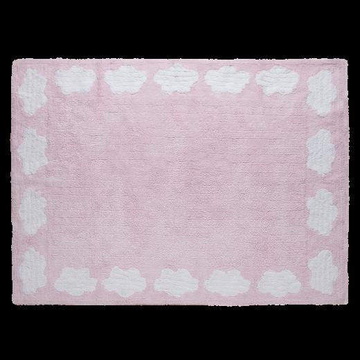 Rózsaszín felhős gyerekszőnyeg